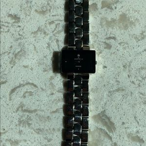 Anne Klein woman's watch with bracelet band.